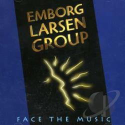 Emborg / Larsen Quintet - Face The Music CD Cover Art