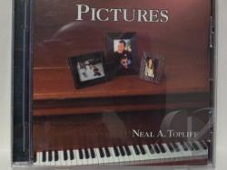 Neal A. Topliff - Pictures CD Cover Art