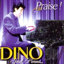 Dino - Just Piano Praise CD Cover Art
