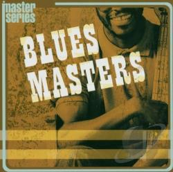 Blues Masters CD Cover Art