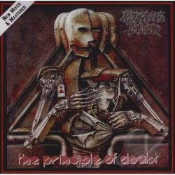 Delta, Mekong - Princible Of Doubt CD Cover Art