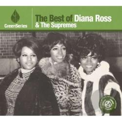 Ross, Diana - Best of Diana Ross: Green Series CD Cover Art