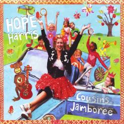 Hope Harris - Cousins Jamboree CD Cover Art