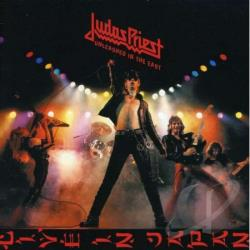 Judas Priest - Unleashed In The East CD Cover Art