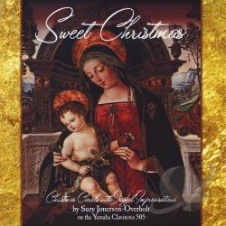 Suzy Jimerson-Overholt - Sweet Christmas CD Cover Art