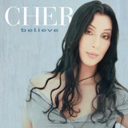 Cher - Believe CD Cover Art