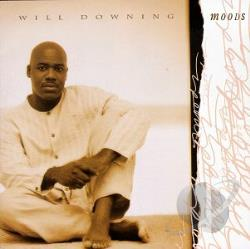 Downing, Will - Moods CD Cover Art