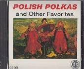Polish Polkas & Other Favorites CD Cover Art