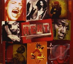 Original Broadway Cast - Rent CD Cover Art