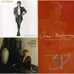 Murray, Anne - Something to Talk About/Harmony CD Cover Art