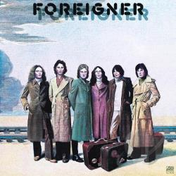 Foreigner - Foreigner CD Cover Art