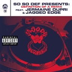So So Def Presents: Definition Of A Remix Featuring Jermaine Dupri & Jagged Edge Vol. 1 CD Cover Art