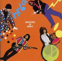 NRBQ - Grooves in Orbit CD Cover Art
