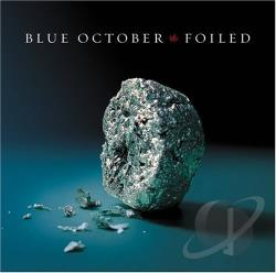 Blue October - Foiled CD Cover Art