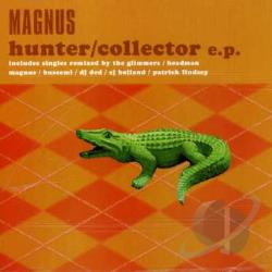 Magnus - Hunter/Collector EP CD Cover Art