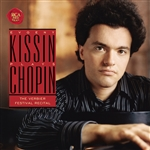 Chopin / Kissin, Evgeny - Evgeny Kissin plays Chopin: The Verbier Festival Recital CD Cover Art
