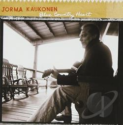 Kaukonen, Jorma - Blue Country Heart CD Cover Art