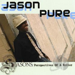 Pure, Jason - Seasons: Perspectives of a Writer CD Cover Art