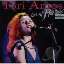 Amos, Tori - Live At Montreux 1991 / CD Cover Art