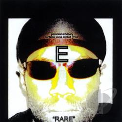 E - Rare CD Cover Art