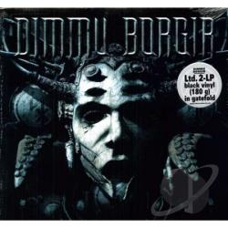 Dimmu Borgir - Abrahadabra LP Cover Art