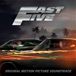 Fast and Furious 5 - Rio Heist CD Cover Art