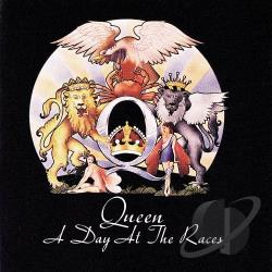 Queen - Day at the Races CD Cover Art
