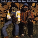 Brodie, Paul - Paul Brodie Salutes Olde-Tyme Fiddle Music DB Cover Art