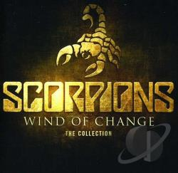Scorpions - Wind of Change: The Collection CD Cover Art