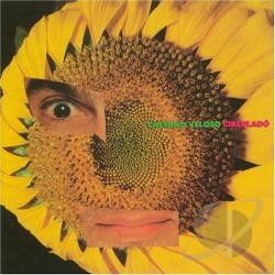 Veloso, Caetano - Circulado CD Cover Art