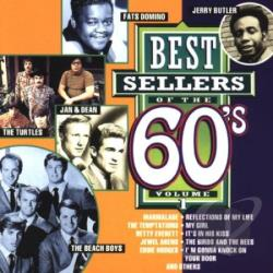 Best Sellers Of The 60's CD Cover Art