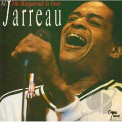 Jarreau, Al - Masquerade Is Over CD Cover Art