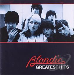Blondie - Greatest Hits CD Cover Art