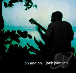 Johnson, Jack - On and On CD Cover Art