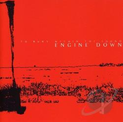 Engine Down - To Bury Within the Sound CD Cover Art