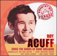 Acuff, Roy - Country Hit Parade CD Cover Art