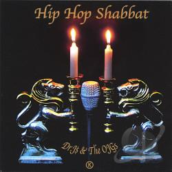Dr. J$ and the Ojgs - Hip Hop Shabbat CD Cover Art