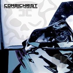 Combichrist - Frost EP: Sent to Destroy CD Cover Art
