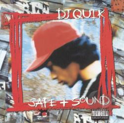 DJ Quik - Safe & Sound CD Cover Art