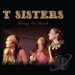 T Sisters - Bring Us Back CD Cover Art