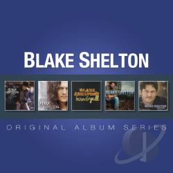 Shelton, Blake - Original Album Series CD Cover Art
