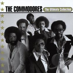Commodores - Ultimate Collection CD Cover Art