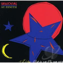 Indochine - Live At Zenith 1986 CD Cover Art