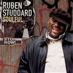 Studdard, Ruben - Soulful CD Cover Art