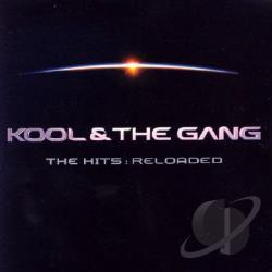 Kool & The Gang - Hits-Reloaded CD Cover Art