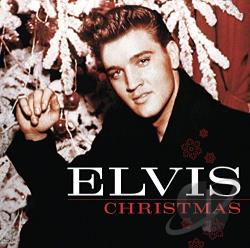 Presley, Elvis - Elvis Christmas CD Cover Art