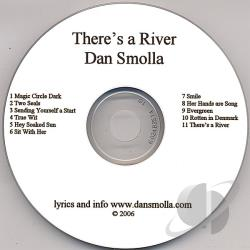 Smolla, Dan - There's A River CD Cover Art