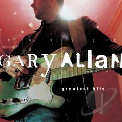 Allan, Gary - Greatest Hits CD Cover Art