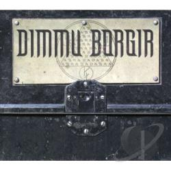 Dimmu Borgir - Abrahadabra CD Cover Art