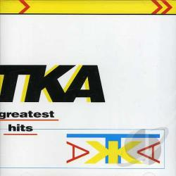 TKA - Greatest Hits CD Cover Art